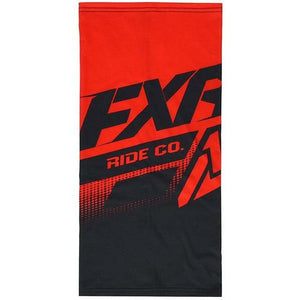 FXR Cold Stop Neck Gator 2020 Layers FXR Black/Red OS