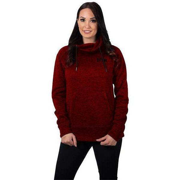 FXR Ember Women's Sweater Pullover 2020 Casual FXR Maroon/Black XS