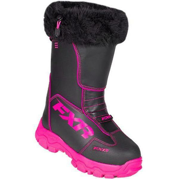 FXR Excursion Woman's Boot | Sale Footwear FXR 7/37 Black/Fuchsia