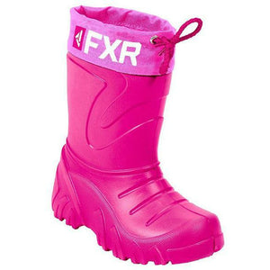 FXR Svalbard Child/Youth Boot Footwear FXR Fuchsia Child 4/5 22/23