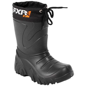 FXR Svalbard Child/Youth Boot Footwear FXR Black Child 4/5 22/23