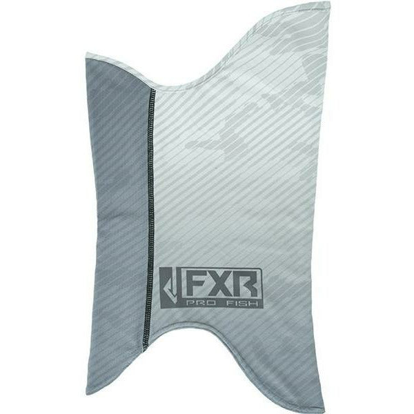 FXR Tournament Pro Neck Gaiter 20 Balaclava FXR Bone/Grey