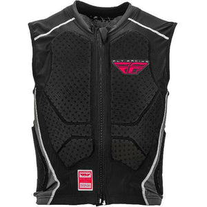 Fly Racing Barricade Zip Vest Body Armor Fly Racing SM/MD