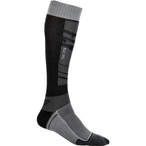 Fly Racing MX Socks Footwear Fly Racing DARK GREY/BLACK YOUTH
