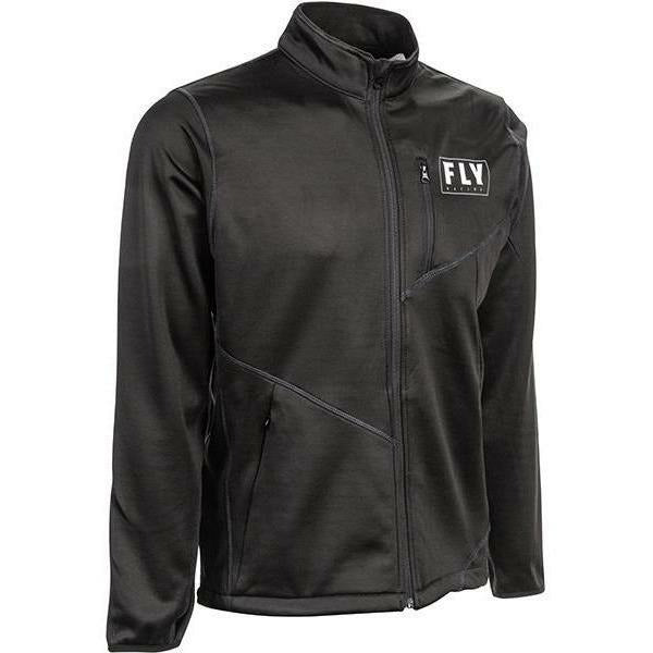 Fly Racing Mid-Layer Jacket 2020 Layers Fly Racing BLACK 2X