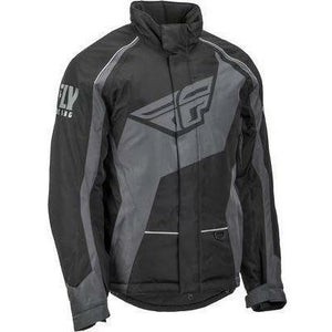 Fly Racing Outpost Jacket 2019 Jacket Fly Racing Black/Grey S