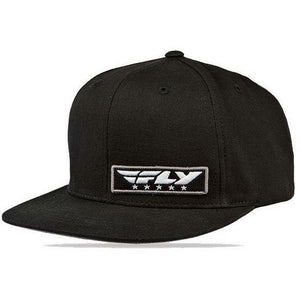 Fly Racing Snow Hat Hat Fly Racing Black