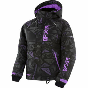FXR Fresh Child's Jacket 21 FXR 2021 Lilac Icon 2