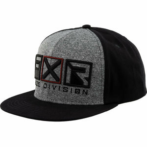 FXR Helium Hat 21 FXR 2021 Black/Grey Heather OS