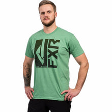 FXR M Hook'd T-Shirt Casual FXR Green Heather/Army S