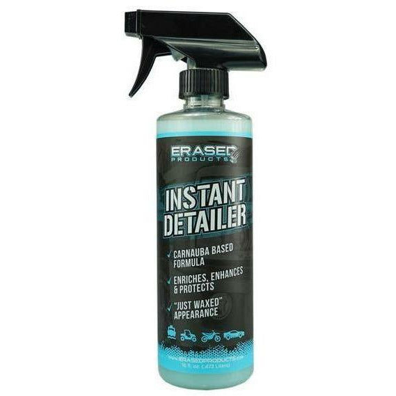 Erased Instant Detailer Cleaning Products Erased