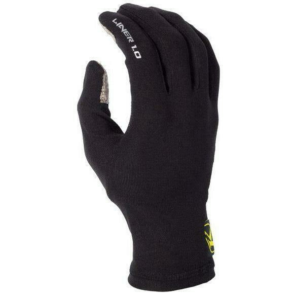 Klim Glove Liner 1.0 Gloves Klim Black MD