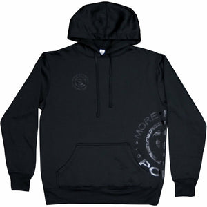 MFP Pull-Over Hoodie 2019 Hoodie MoreFreakinPower Black Small