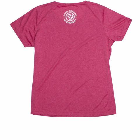 MFP Athletic Women's Tee T-Shirt MoreFreakinPower