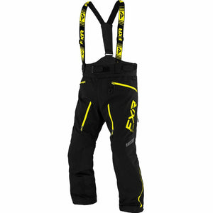 FXR Mission FX Men's Pant 21 FXR 2021 Black/Hi Vis S