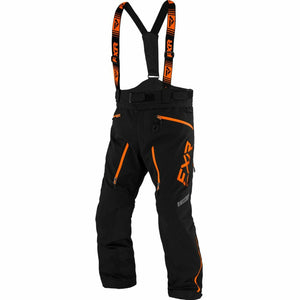 FXR Mission FX Men's Pant 21 FXR 2021 Black/Orange S