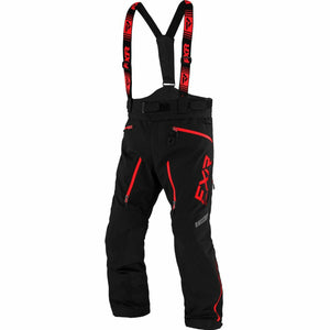 FXR Mission FX Men's Pant 21 FXR 2021 Black/Red S