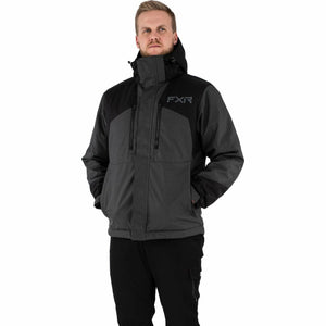FXR Northward Men's Jacket 21 FXR 2021 Char Heather/Black S