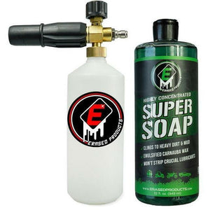 Erased Foam Cannon Bundle Cleaning Products Erased Super Soap