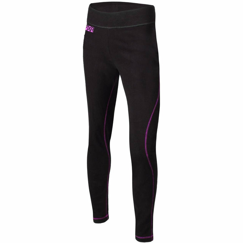 FXR Pyro Thermal Women's Pant 21 FXR 2021 Black/Elec Pink XS
