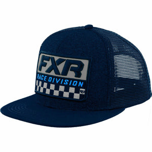 FXR Race Division Hat 21 FXR 2021 Navy/Blue OS