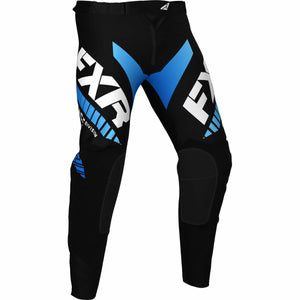 FXR Revo MX Pant 21 FXR 2021 Black/Blue 28