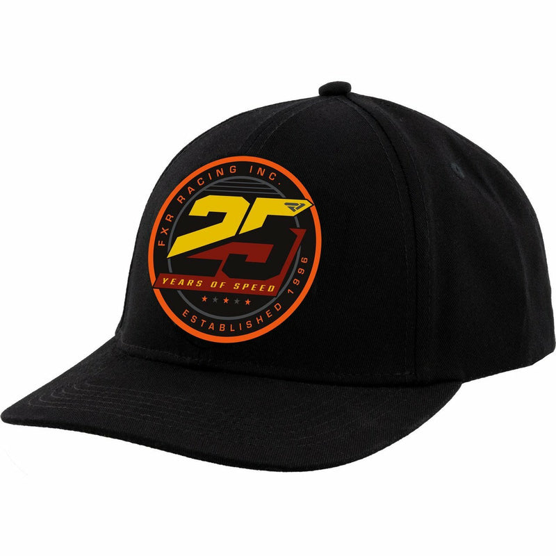 FXR Ride Hat 21 FXR 2021 Black/Inferno OS