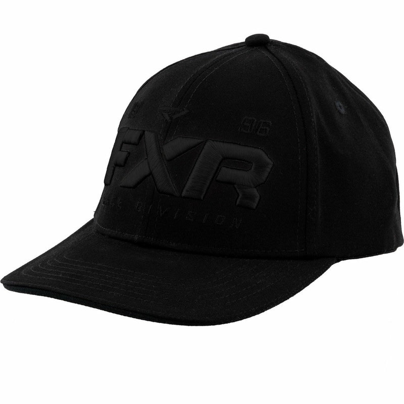 FXR Tactic Hat 21 FXR 2021 Black Ops S/M