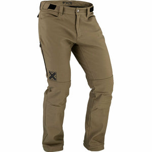 FXR Task Men's Softshell Pant 21 FXR 2021 Canvas S
