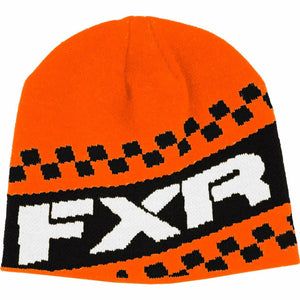 FXR Team Beanie 21 FXR 2021 Black/Orange OS