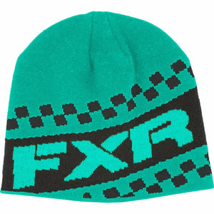 FXR Team Beanie 21 FXR 2021 Mint/Char Heather OS