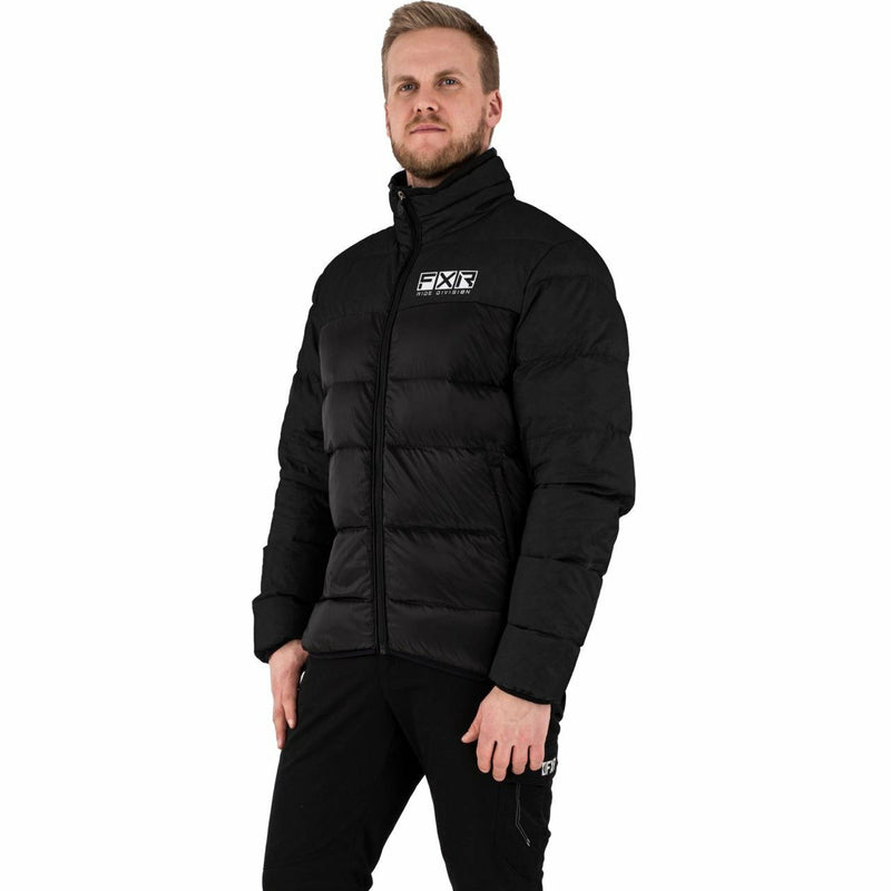 FXR M Thermic Lite Synthetic Down Jacket 21 FXR 2021 Black Ops S