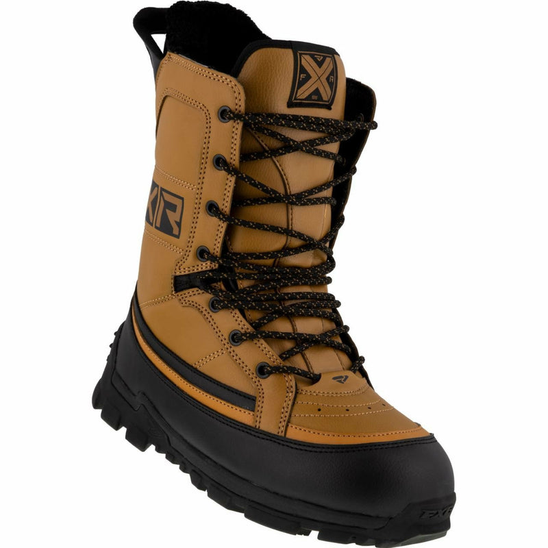 FXR Transfer Boot 21 FXR 2021 Brown/Black M7/W9