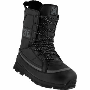 FXR Transfer Boot 21 FXR 2021 Black/Grey M7/W9