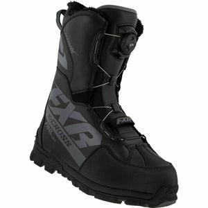 FXR X-Cross Pro Flex BOA Boot 21 FXR 2021 Black Ops M4/W6/36