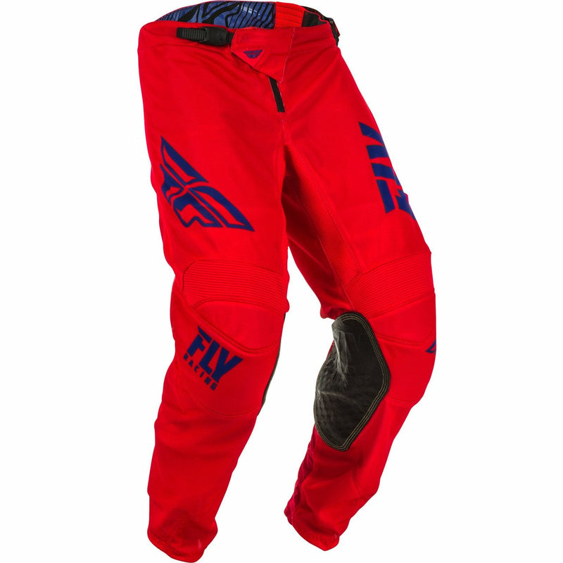 Fly Racing Kinetic Mesh Shield Pants Fly Racing Off-Road Red/Blue 28