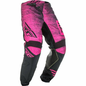 Fly Racing Kinetic Noiz Pants Pants & Bibs Fly Racing NEON PINK/BLACK 18