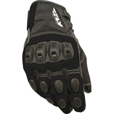 Fly Racing Brawler Gloves Gloves Fly Racing BLACK 2X