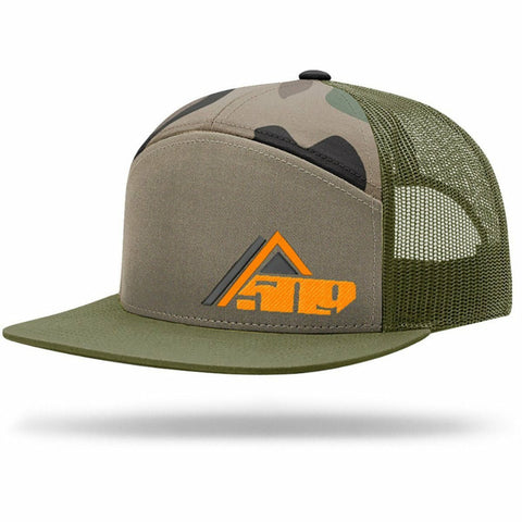 509 Access 7 Panel Trucker Hat Hat 509 Hunter Access