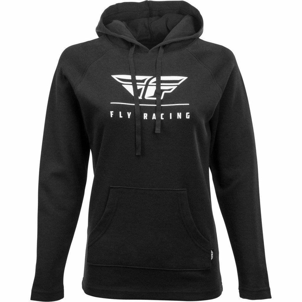Fly Racing Women's Crest Hoodie 2020 Fly 2020 BLACK 2X