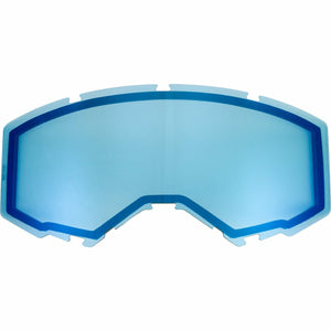 Fly Racing 2019 Zone/Focus Snow Goggle Replacement Non-Vented Lens Accessories Fly Racing SKY BLUE