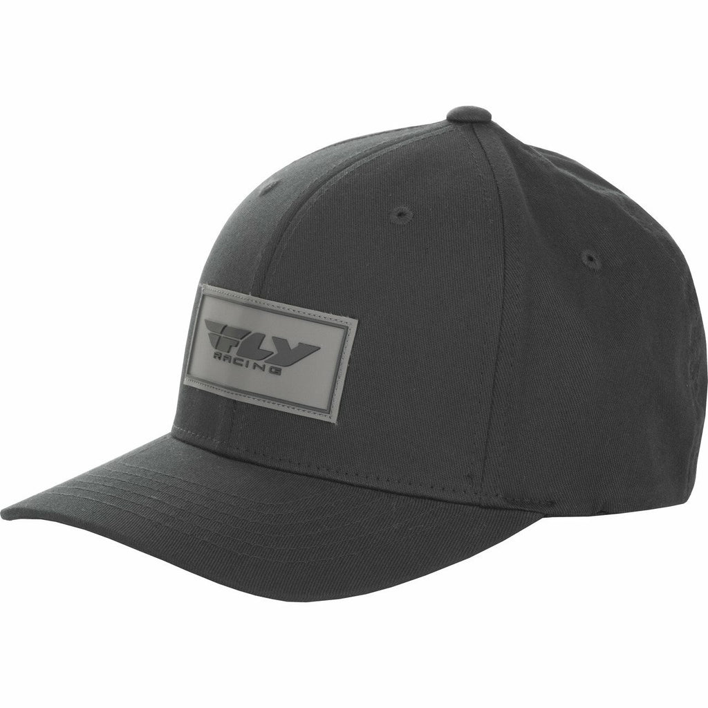 Fly Racing Stock Hat Hat Fly Racing BLACK SM/MD