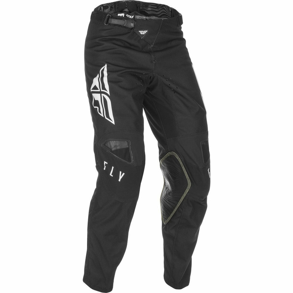 Fly Racing Kinetic K121 Pants 21 Fly Racing 2021 BLACK/WHITE 28