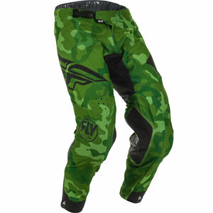 Fly Racing Evolution DST Pants Fly Racing Off-Road Green/Black 28