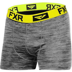 FXR Helium X Tech Boxer 2020 Layers FXR 2020 Grey Heather/Hi Vis S