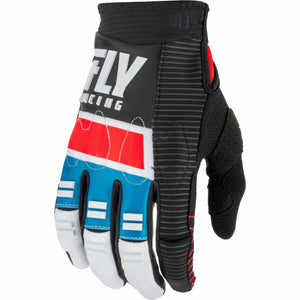 Fly Racing Evolution DST Gloves Gloves Fly Racing RED/BLUE/BLACK 07