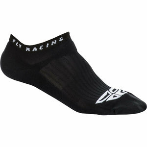 Fly Racing No Show Socks 2020 Fly 2020 BLACK SM/MD