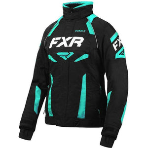 FXR Velocity Women's Jacket 2020 Jacket FXR 2020 Black/Mint 2