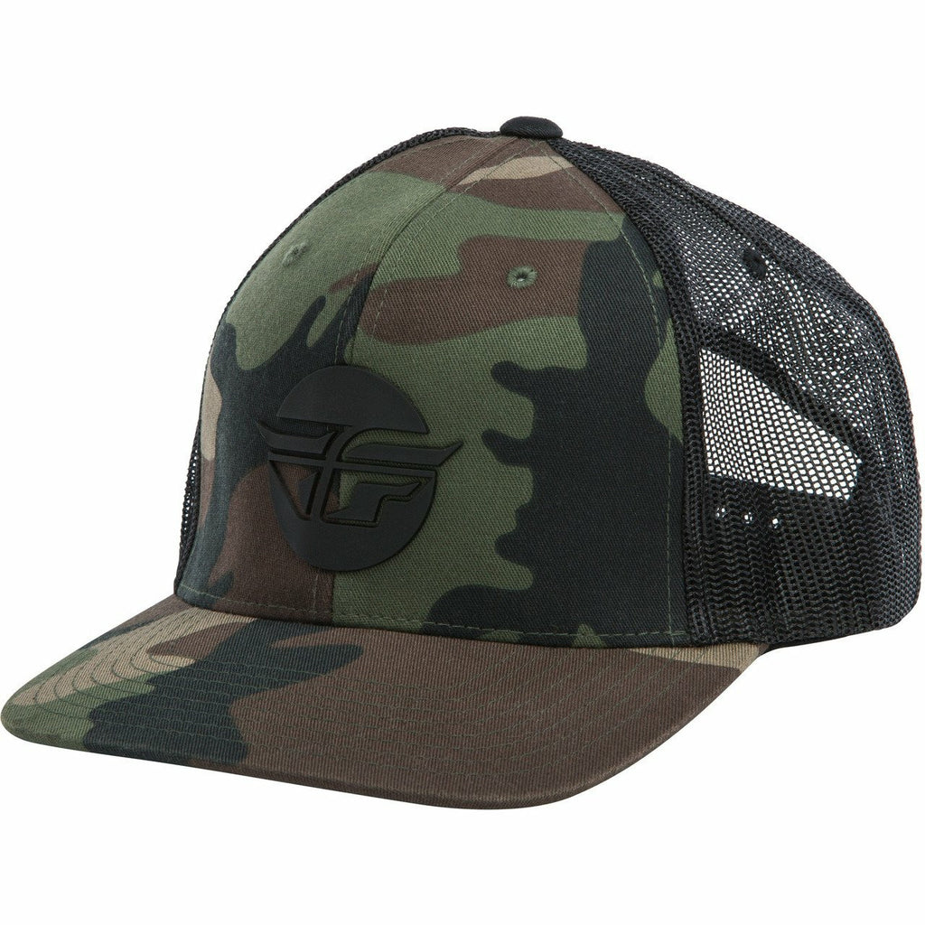 Fly Racing Inversion Hat 2020 Fly 2020 CAMO OS