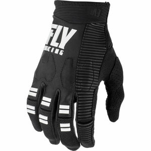 Fly Racing Evolution DST Gloves Gloves Fly Racing BLACK/WHITE 11